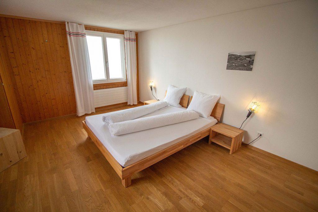 Doppelzimmer Bärghuis Schönbüel