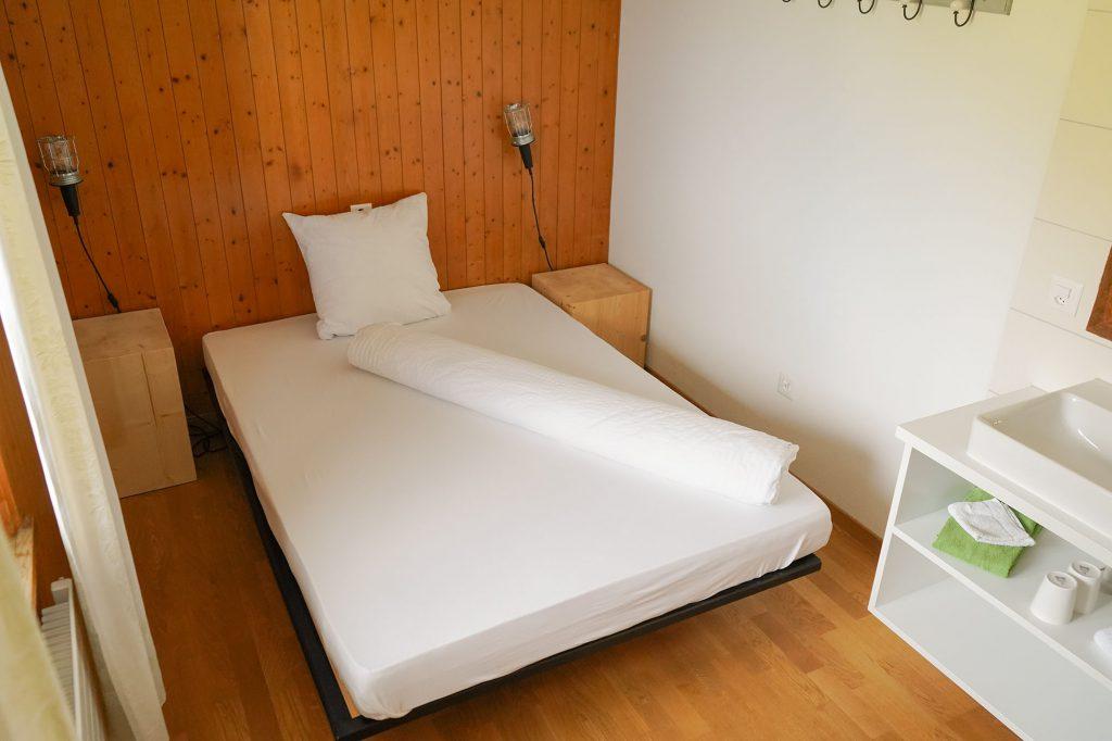 Einzelzimmer Bärghuis Schönbüel