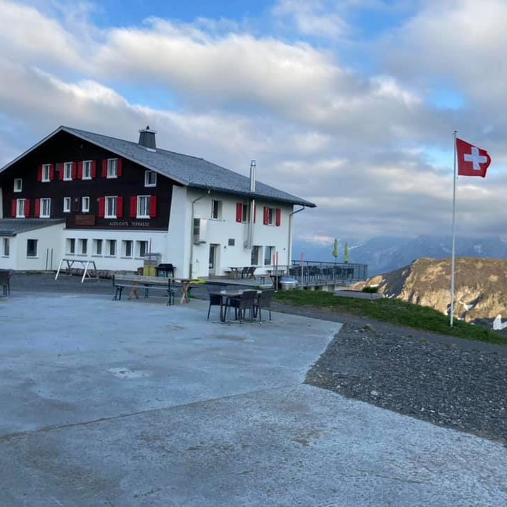 Bärghuis Schönbüel Turren Lungern Schweiz